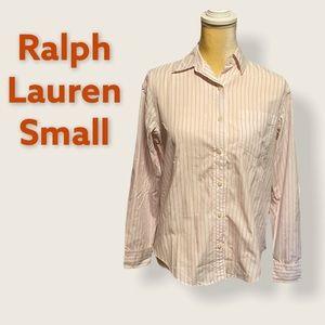 Ralph Lauren Woman's SM Button Down